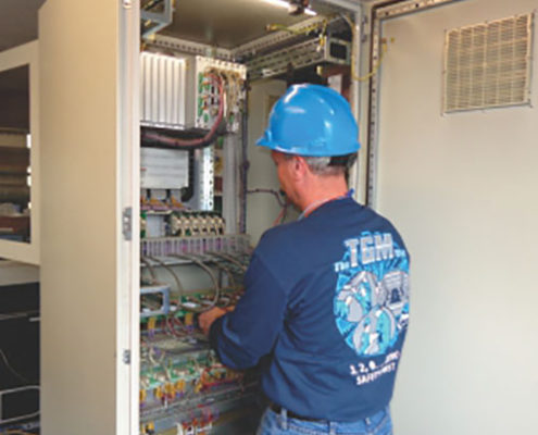 Control System Services