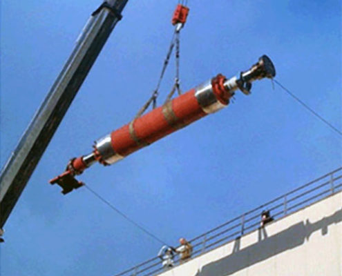 Turbine Relocation & Installation